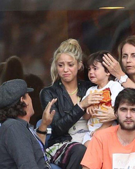 Los problemas de salud dejaron al hijo mayor de Shakira y Piqué sin cumpleaños
