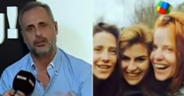 Jorge Rial: Con Agustina Kämpfer nos volvimos a ver y solos