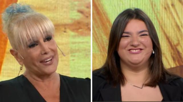 Valeria Lynch le propuso ayuda a una cantante de La Voz Argentina