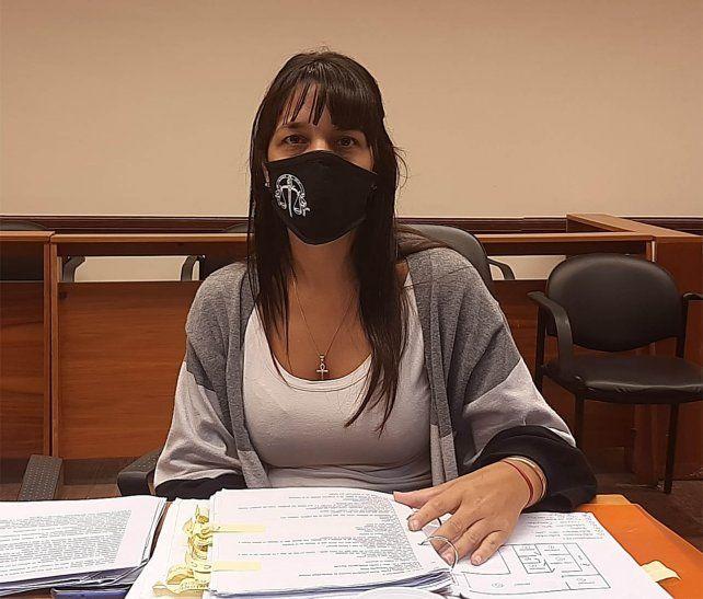 La fiscal Alejandra Del Río Ayala fue quien llevó adelante la investigación.