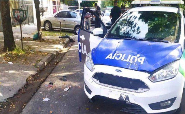 Violencia de género: baleó a su ex pareja y luego se disparó un tiro en la cabeza en Ramos Mejía