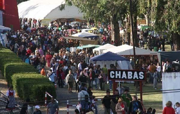 Una multitud. Como todos los años se aguarda que miles de personas se lleguen a ver la feria de emprendedores.