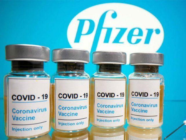 La farmacéutica estadounidense Pfizer trabaja contrarreloj para desarrollar una versión liofilizada del antígeno.