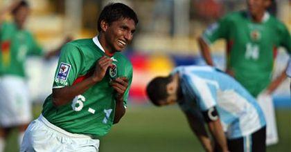 Bolivia pondrá a la venta camisetas para recordar el 6 a 1 contra Argentina