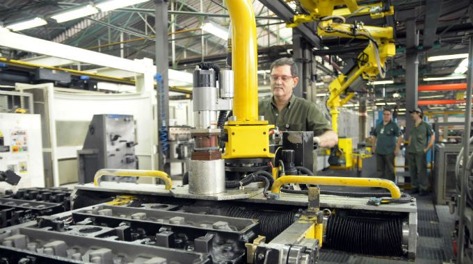 El Iaraf relevó una caída en la utilización de la capacidad instalada industrial.