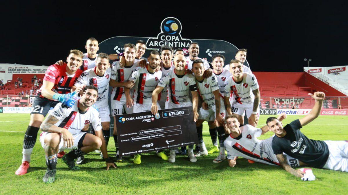 Copa Argentina: Patronato ganó en los penales y se metió en la siguiente  instancia