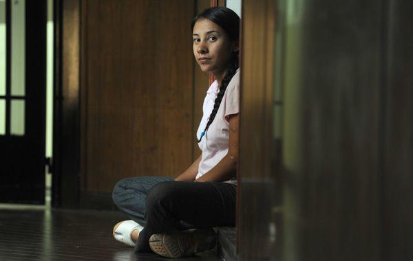 Silvana Giménez recibió dos tranfusiones de sangre y estuvo internada 40 días tras el ataque. (foto: Silvina Salinas)