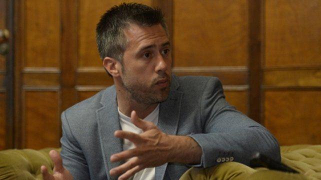 legislador. Leandro Busatto