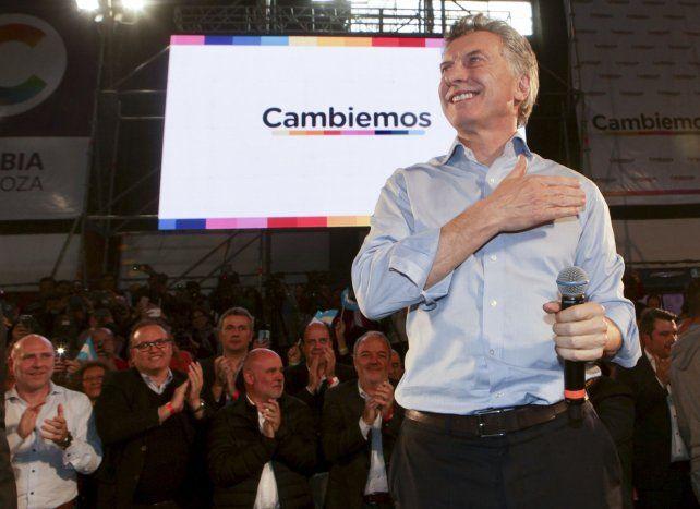 En Mendoza, Macri prometió echar a patadas a los narcos  porque hacen mierda a los jóvenes