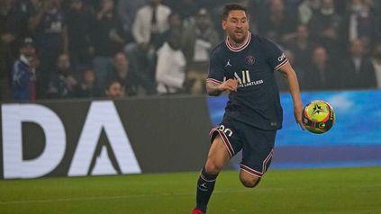 Lionel Messi, titular en Paris Saint Germain ante Red Bull Leipzig.