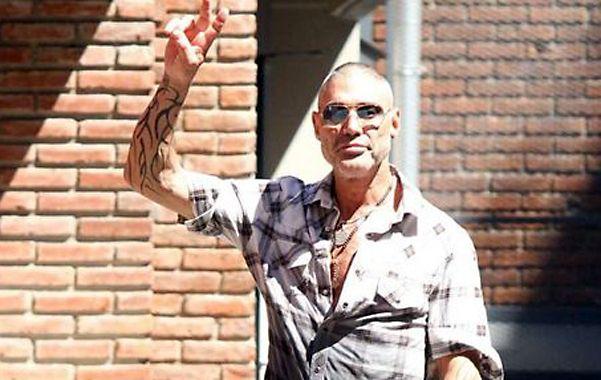 El adiós. Ricardo Fort
