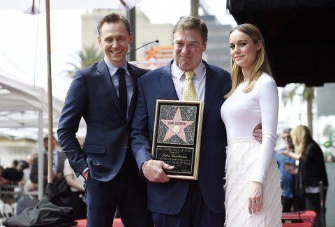 John Goodman ya tiene su estrella en el Paseo de la Fama de Hollywood