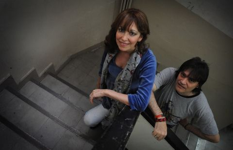 Myriam Cubelos y Bonzo Morelli