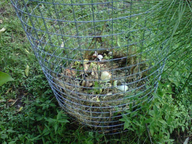 Compostera. Reutilizar la basura orgánica redunda en múltiples beneficios.