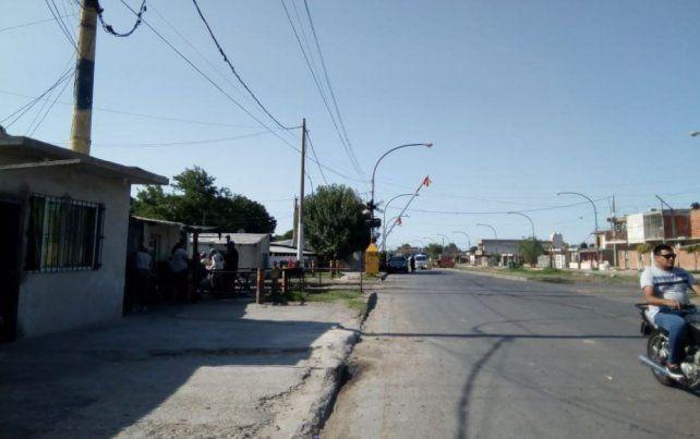 La zona de Avellaneda al 4200 donde ocurrió el episodio que desembocó en la condena.