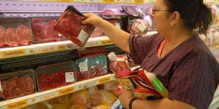 La inflación de marzo en Santa Fe fue del 4,2% y cuadruplica la nacional