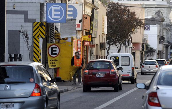 El gobierno municipal busca soluciones a la problemática del tránsito. (foto archivo)