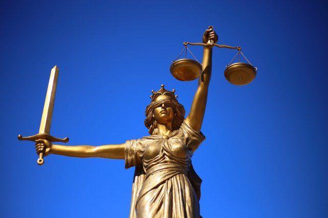 La justicia, siempre la justicia