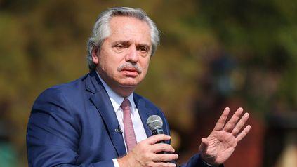 No es función del gobierno nacional, dijo el presidente sobre los incidentes en Río Negro