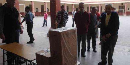 Estiman que en dos semanas aprobarán el adelantamiento de las elecciones