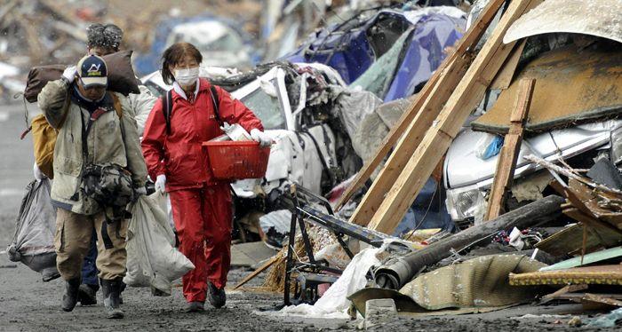 Alerta por la aparición de humo en uno de los reactores de la planta de Fukushima