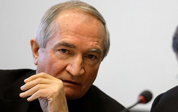 Silvano Tomasi. Arzobispo.