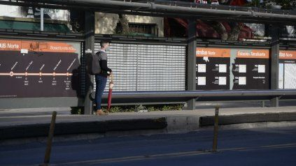El próximo lunes, el departamento Rosario no tendrá servicio de colectivos