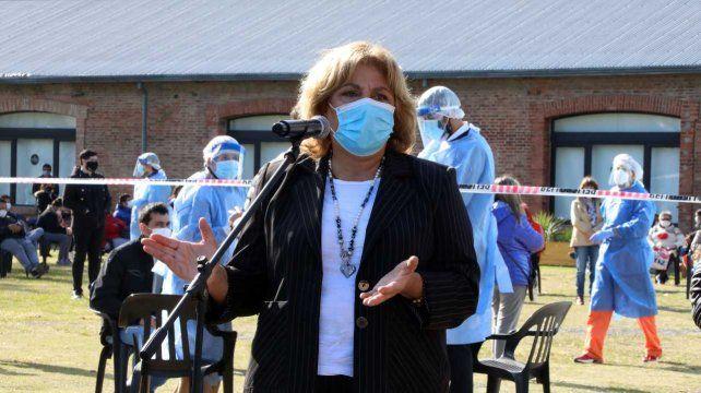La ministra de Salud encabezó el inicio del operativo Detectar Federal en la ciudad de Santa Fe. Destacó el trabajo de los equipos sanitarios en el abordaje de la segunda ola de la pandemia de Covid 19.