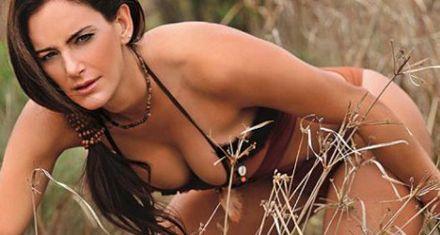 Lucha Aymar no se desnuda para Playboy: Soy mejor jugadora que modelo