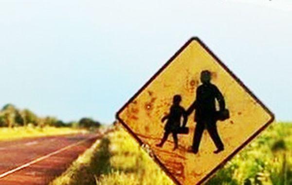 Amsafé Rosario denuncia notorias deficiencias de las políticas educativas provinciales para el ámbito rural. (Foto gentileza redaf.org.ar)
