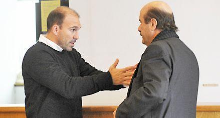 Central: peligran las gestiones por Broun, Valentini, Rivero y Zarif