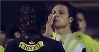 Polémica porcina: la agresión en el fútbol ya no conoce de límites
