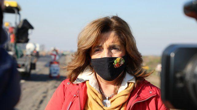Falleció el padre de la ministra Silvina Frana tras estar internado con coronavirus