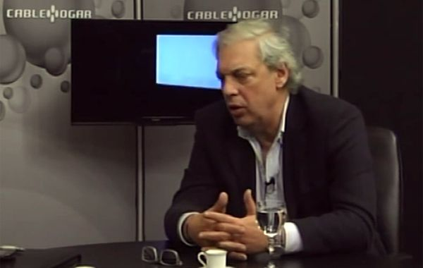 El diputado provincial del Movimiento Evita ponderó la candidatura de Scioli.