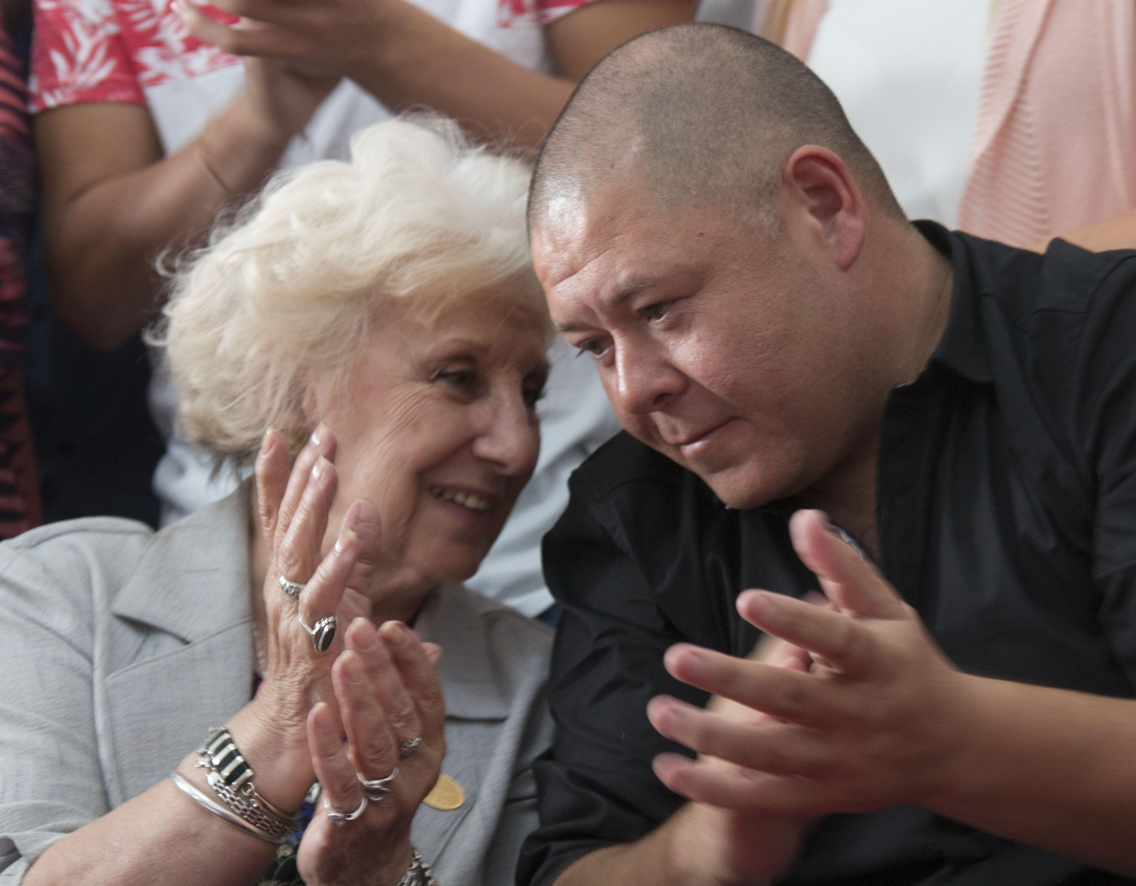 La recuperación de Mario Bravo tendrá una placa en Las Rosas.