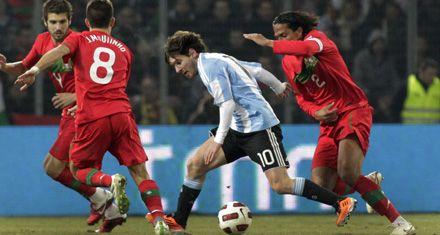Messi deslumbró a la prensa de Ginebra