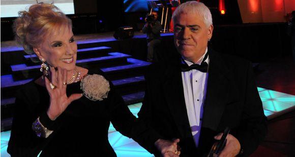 Mirtha Legrand, la diva argentina más polémica, cumple hoy 85 años