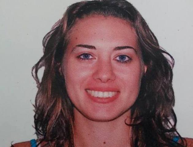La foto de Verónica que difundió el Ministerio Público de la Acusación.