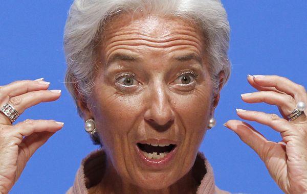La presidente del FMI hizo declaraciones en Tokio que sacudieron a las Bolsas en todo el mundo.