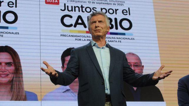 El rol de Macri agita la interna de Juntos por el Cambio en Santa Fe