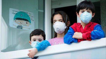 Infancia y coronavirus