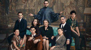"""Carmen Maura y Ernesto Alterio sobresalen en la serie """"Alguien tiene que morir"""", dirigida por Manolo Caro."""
