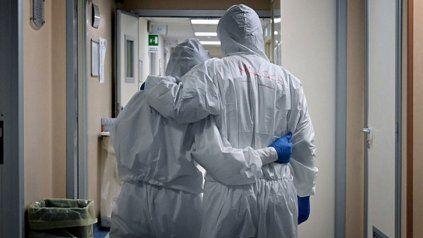 Por Covid, en Argentina se superó el millón de contagios