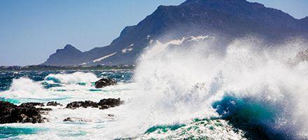 Cambio climático: el nivel de los océanos caerá dentro de millones de años