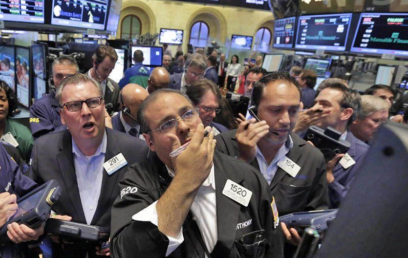 Los mercados bursátiles de Wall Street cerraron con leves subas luego de sufrir un jueves negro.