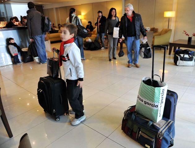 Los hoteles estarán colmados de visitantes que verán el Dakar.
