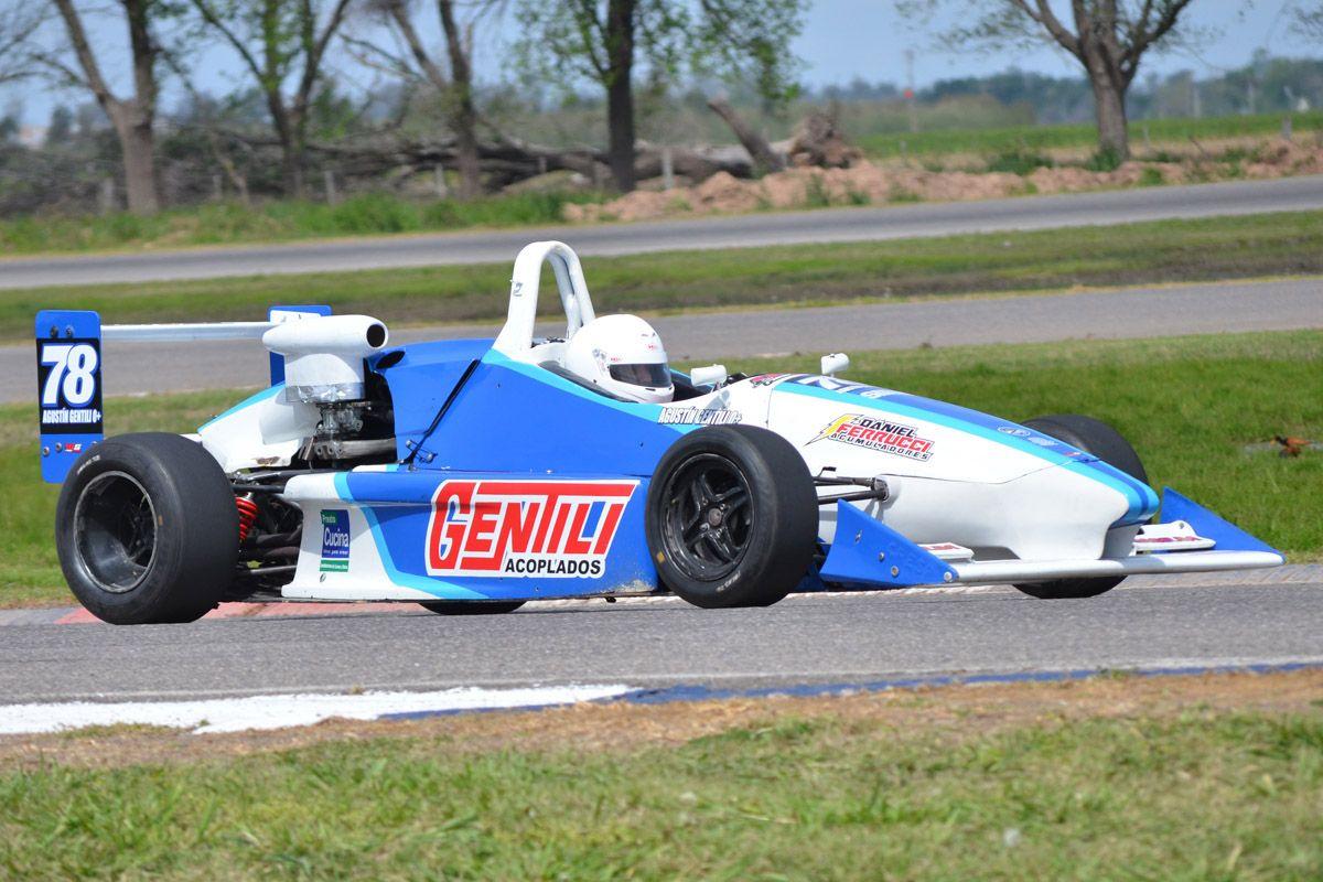 F-R 1400.Agustín Gentili