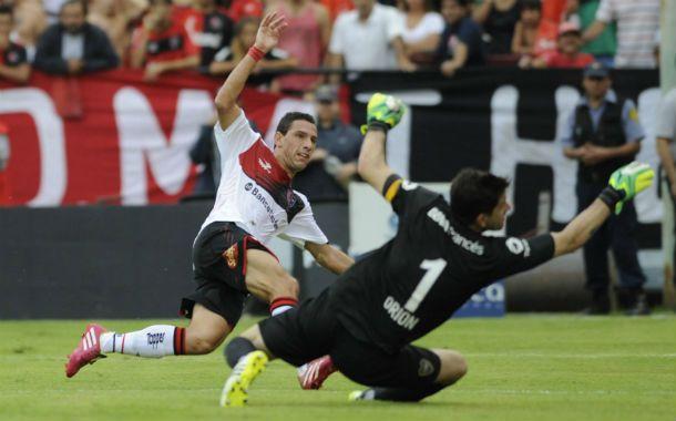 Maxi Rodríguez lo tuvo ante Orión