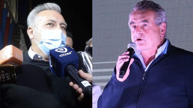 Marcelo Lewandowski le sacó una ventaja indescontable a Agustín Rossi