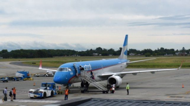 En el aire. La habilitación del aeropuerto de Rosario será clave